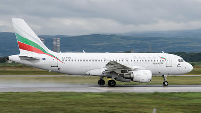 LZ-FBB - Bulgaria Air Airbus A319
