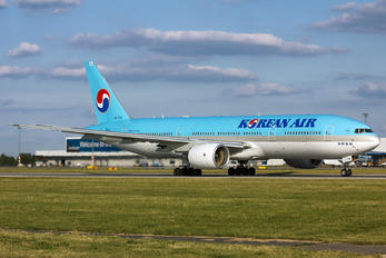 HL7734 - Korean Air Boeing 777-200ER