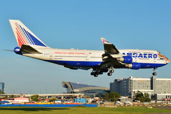EI-XLN - Transaero Airlines Boeing 747-400