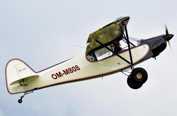 OM-M808 - Private Zlín Aircraft Savage Cub