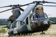 HT.17-06 - Spain - Army Boeing CH-47D Chinook aircraft