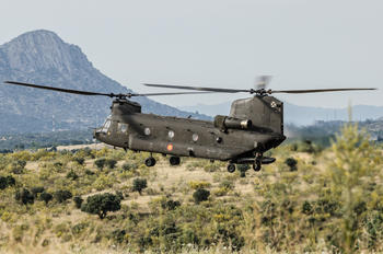 HT.17-11 - Spain - Army Boeing CH-47D Chinook