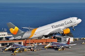 OO-TCV - Thomas Cook Belgium Airbus A320