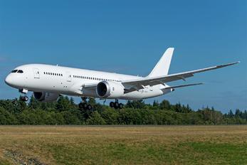 HB-JJJ - PrivatAir Boeing 787-8 Dreamliner