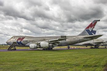 G-MKGA - MK Airlines Boeing 747-200F