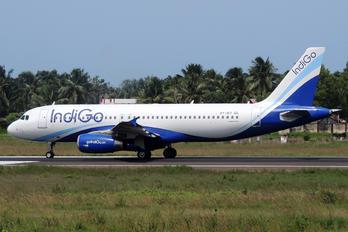 VT-IGT - IndiGo Airbus A320
