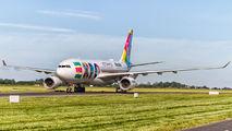 A6-EYH - Etihad Airways Airbus A330-200 aircraft