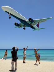 N684DL - Delta Air Lines Boeing 757-200