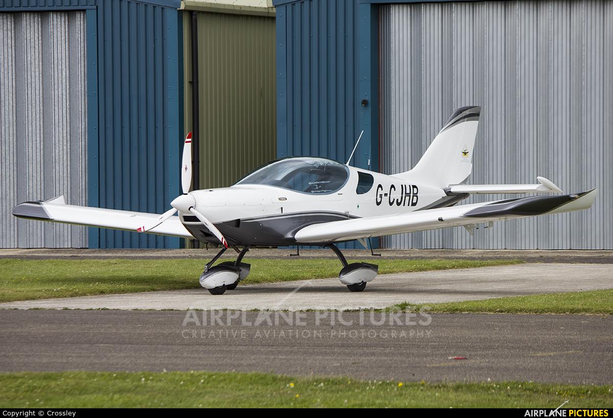Private G-CJHB aircraft at Kemble