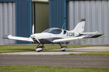 G-CJHB - Private Piper PA-28 Cruiser