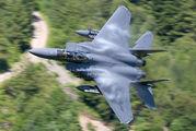 98-0133 - USA - Air Force Boeing F-15E Strike Eagle aircraft