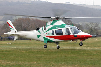 G-POTR - Private Agusta / Agusta-Bell A 109E Power