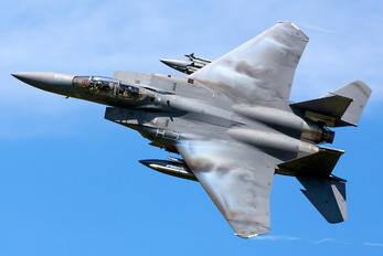 97-0221 - USA - Air Force McDonnell Douglas F-15E Strike Eagle