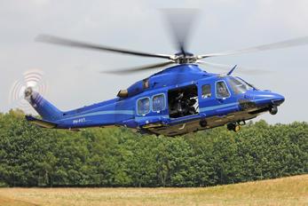 PH-PXY - Netherlands - Police Agusta Westland AW139