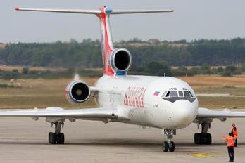 RA-85792 - Samara Tupolev Tu-154M