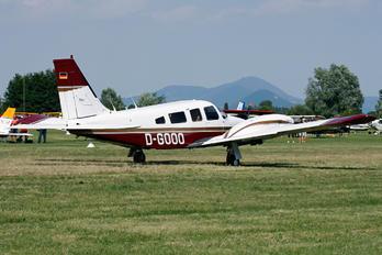 D-GOOO - Private Piper PA-34 Seneca