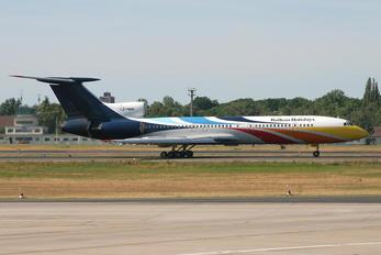 LZ-HMW - Balkan Holidays Air Tupolev Tu-154M