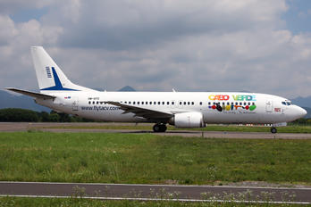 OM-GTC - TACV-Cabo Verde Airlines Boeing 737-400