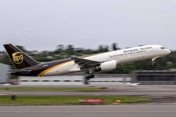 N450UP - UPS - United Parcel Service Boeing 757-200F