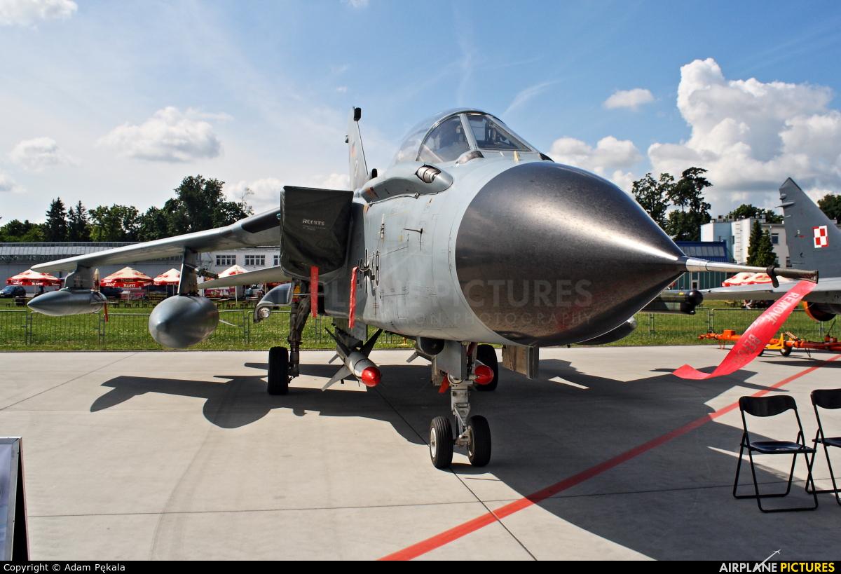 Germany - Air Force 46+48 aircraft at Dęblin