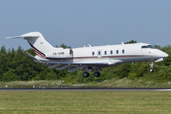 CS-CHB - NetJets Europe (Portugal) Bombardier BD-100 Challenger 350 series