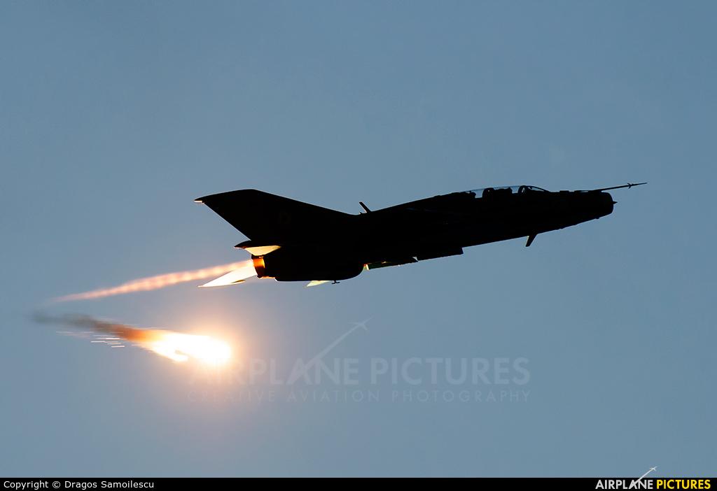 Romania - Air Force 9516 aircraft at Bucharest - Aurel Vlaicu Intl