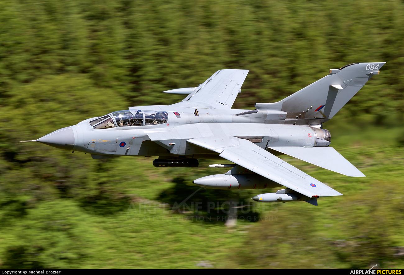 Royal Air Force ZD716 aircraft at Bwlch Oerddrws - LFA 7