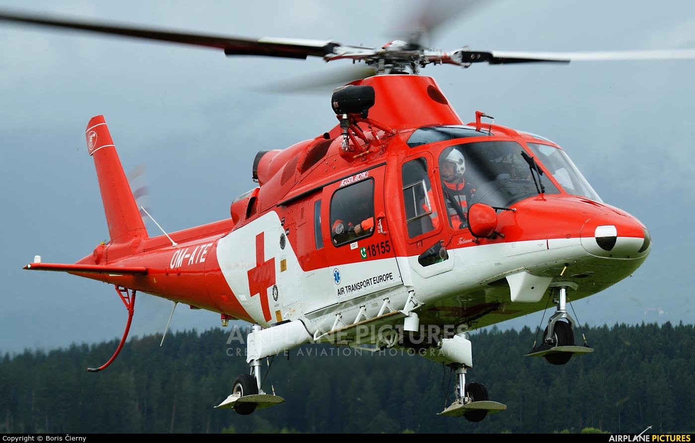 Air Transport Europe Agusta / Agusta-Bell A 109