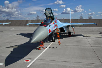23 - Russia - Air Force Sukhoi Su-35