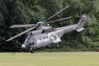 HB-ZKN - Private Aerospatiale AS332 Super Puma