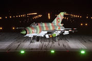 358 - Bulgaria - Air Force Mikoyan-Gurevich MiG-21bis aircraft