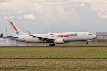 CS-TQU - Corendon Dutch Airlines Boeing 737-800