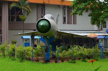 C717 - India - Air Force Mikoyan-Gurevich MiG-21PFM