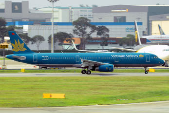 VN-A332 - Vietnam Airlines Airbus A321