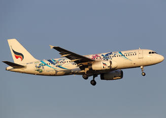 HS-PPE - Bangkok Airways Airbus A320