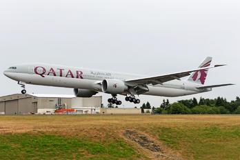 A7-BEE - Qatar Airways Boeing 777-300ER