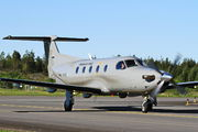 PI-02 - Finland - Air Force Pilatus PC-12 aircraft