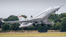 F-WWQA - Dassault Aviation Dassault Falcon 8X aircraft