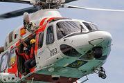 EC-KLV - Spain - Coast Guard Agusta Westland AW139 aircraft