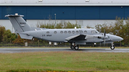 13-0283 - USA - Army Beechcraft MC-12W Huron