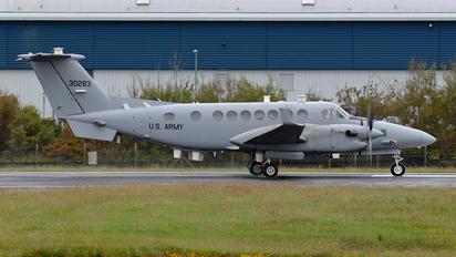 13-0283 - USA - Army Beechcraft MC-12W Huron