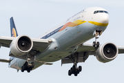 VT-JEH - Jet Airways Boeing 777-300ER aircraft