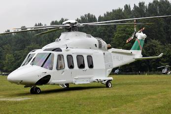 F-HLAK - Private Agusta Westland AW139