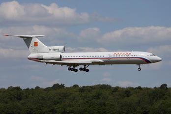 RA-85843 - Rossiya Tupolev Tu-154M