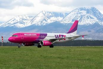 HA-LWL - Wizz Air Airbus A320