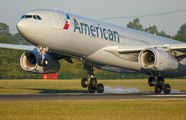 N289AY - American Airlines Airbus A330-200 aircraft