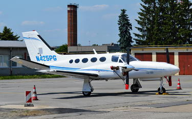 N425PG - Private Cessna 425 Conquest I