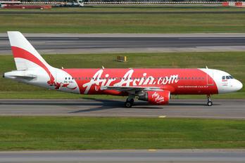 PK-AXL - AirAsia (Indonesia) Airbus A320