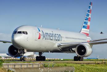 N388AA - American Airlines Boeing 767-300ER