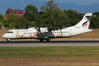 HS-PGD - Bangkok Airways ATR 72 (all models)